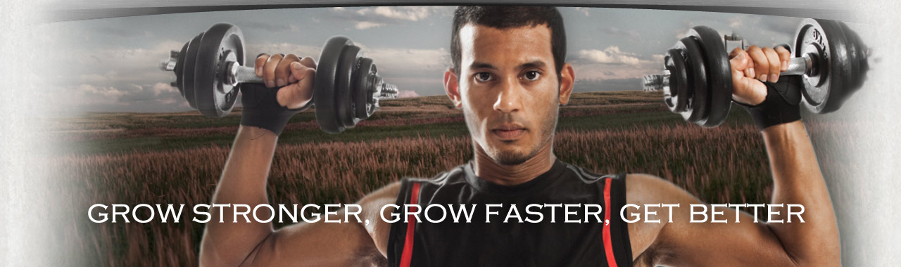 grow stronger faster better